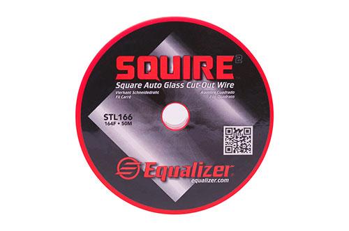 Струна квадратная стальная высокопрочная - Equalizer